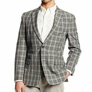 Tommy Hilfiger Men's Ethan Plaid Sport Coat